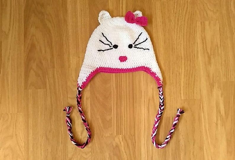 5ef9cd047e7 Hello kitty hat hello kitty beanie hello kitty baby shower