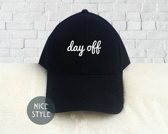 25063947c Day off hat | Etsy