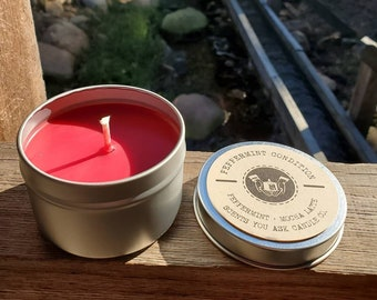 """SOY CANDLE - """"Peppermint Condition"""""""