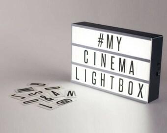 Letters Met Licht : Light up letters etsy