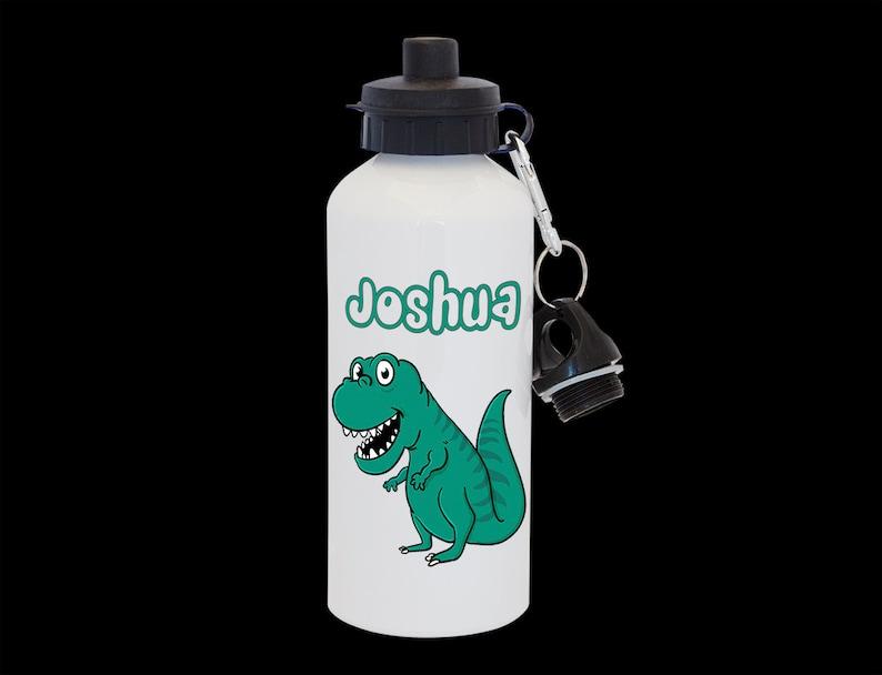 f5e149d3c5 Personalised Water bottle Aluminium Water bottle Happy | Etsy