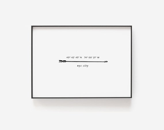 graphic relating to Arrow Printable titled Arrow printable template, Arrow artwork, Tribal arrow decor, Coordinates signal pdf, Personalized print, Place print, Exceptional destination reward, Do it yourself C11