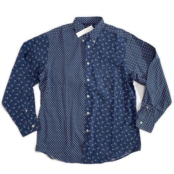 NWT Vintage Nautica Button Down Shirt