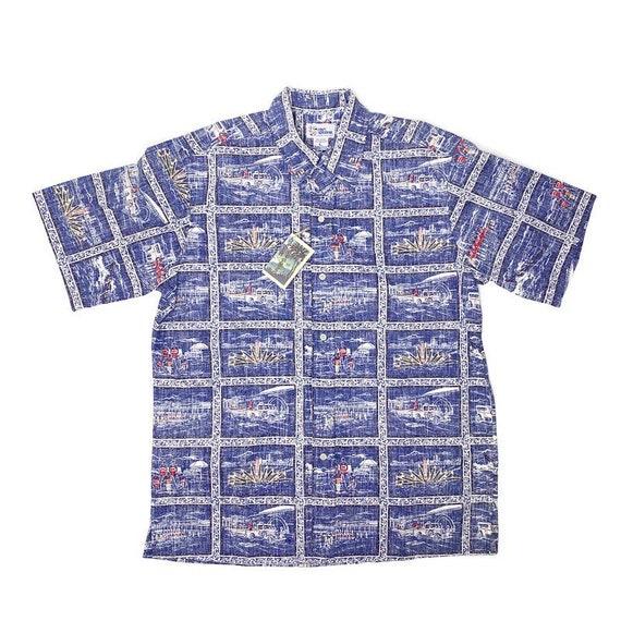 NWT Vintage Reyn Spooner Hawaiian Shirt