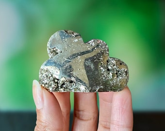 Pyrite Cloud (Self-Standing)