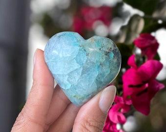 Quantum Quattro Puffy Heart