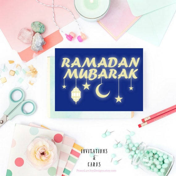 Digital card ramadan mubarak ramadan cards ramadan greetings etsy image 0 m4hsunfo