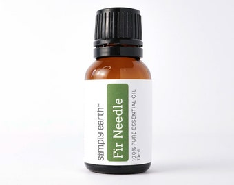 Fir Needle Essential Oil 15ml by Simply Earth | 100% Pure