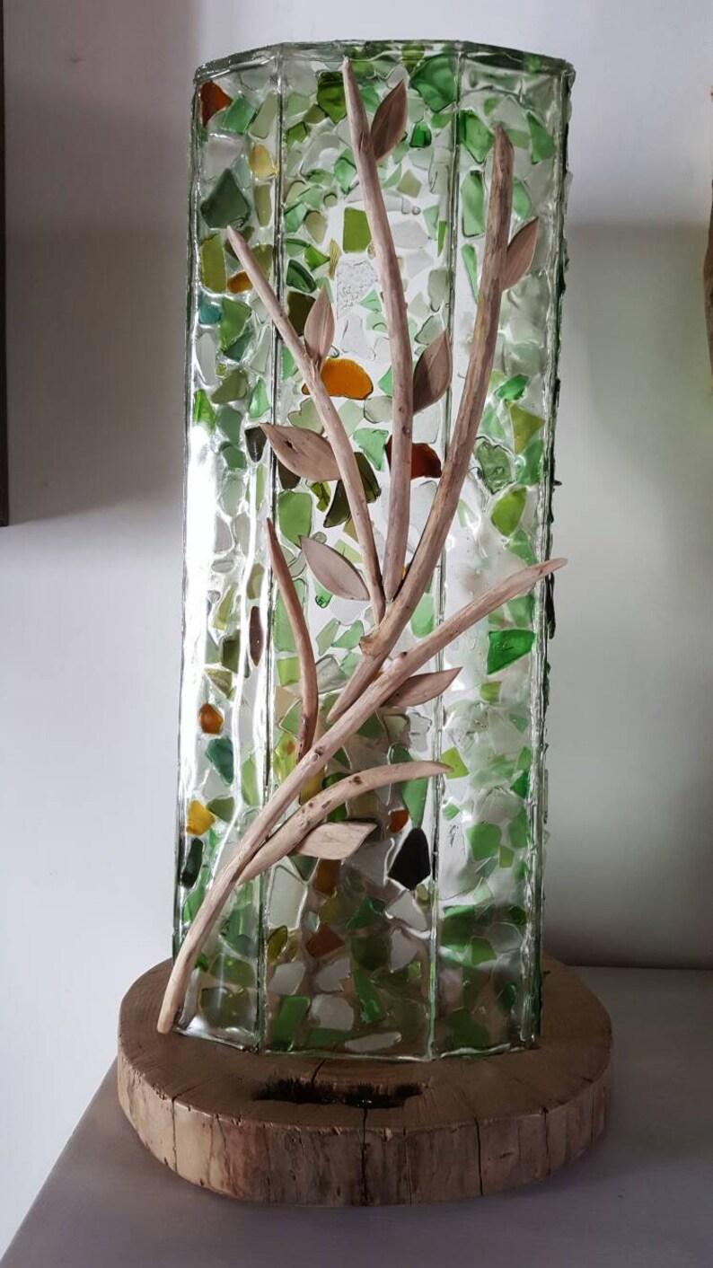 A découvrir les créations en bois flottés