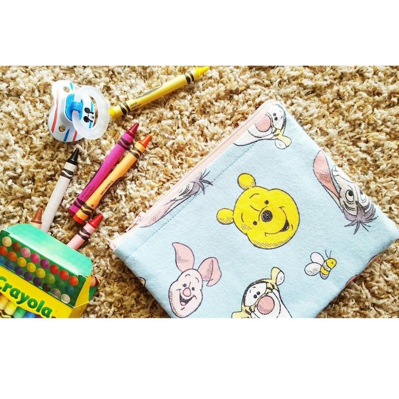 8a392044a15c Winnie the Pooh Friends Disney Makeup Bags