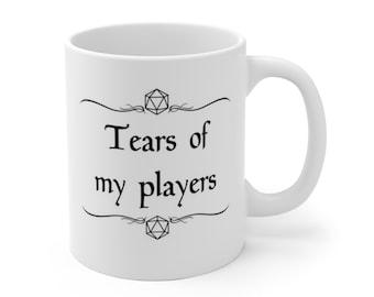 Tears of my Players Coffee Mug