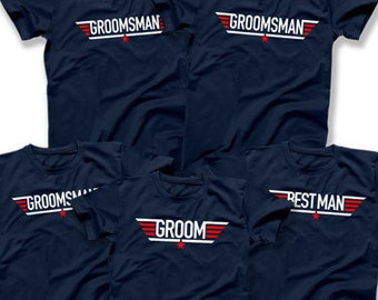 e3041d69 Bachelor Party Shirts Groom And Groomsmen Shirts Wedding Party Gifts  Groomsman Gift Ideas Best Man Shirt Wedding T Shirts Bestman MD-436