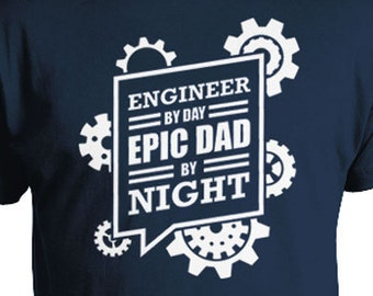 Funny Electrician T-Shirt ELECTRICIAN BY DAY NINJA BY NIGHT Father Gift Idea