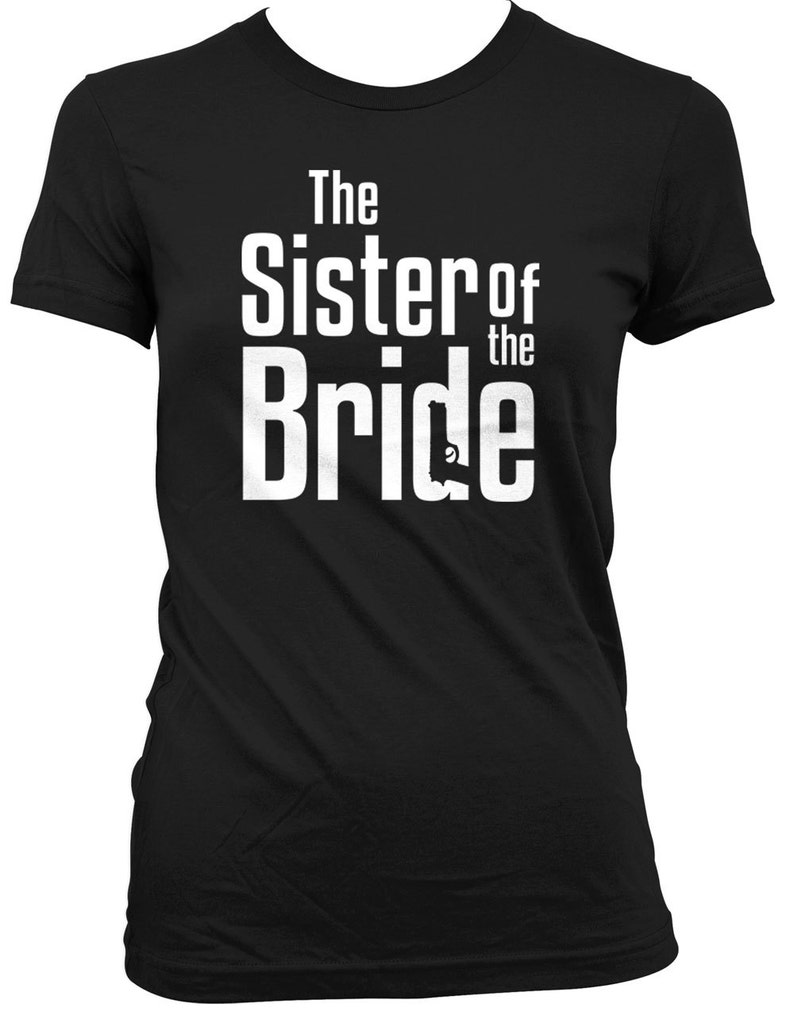 3cf95503 Funny Wedding Gifts For Sister Shirt Sister In Law T Shirt | Etsy
