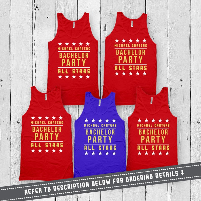 4d3acdf6c5ed6 Bachelor Party Tanks Groom And Groomsmen Shirts Groom To Be T