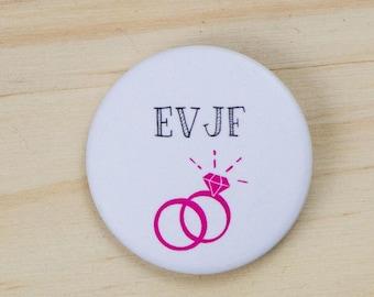 Badge wedding bachelorette party