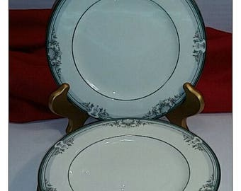 Lot of 5 Noritake Lyndewood  Bread & Butter Plate