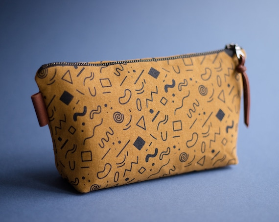 MATHS - Screenprinted Purse