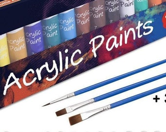 Shuttle Art Acrylic Paints