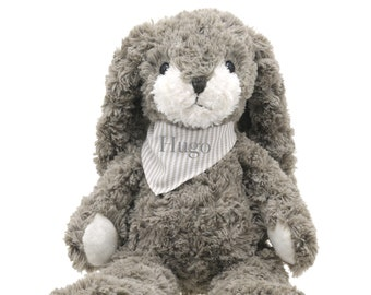 25 cm with ears Soft toy Hasi viscose
