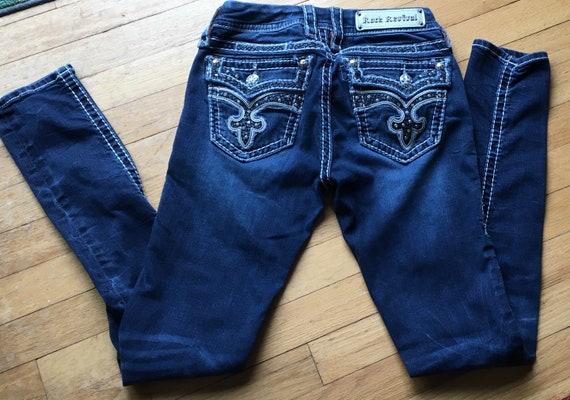Pantalones De Mujer Rock Revival Online
