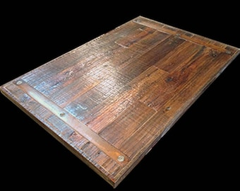 Ordinaire Reclaimed Wood Table Tops