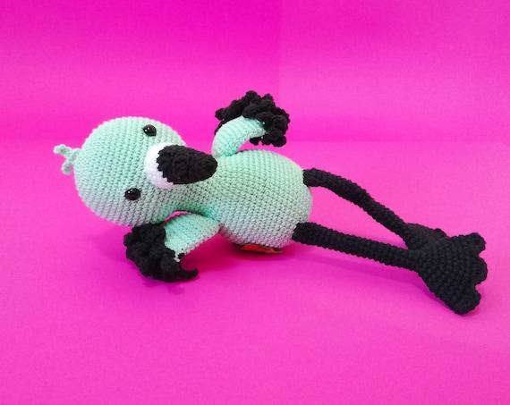 Handmade Crochet Flamingo • amigurumi flamingo • Plush Animal • Australian birds • Flamingo Gift • tropical Bird • READY TO SHIP