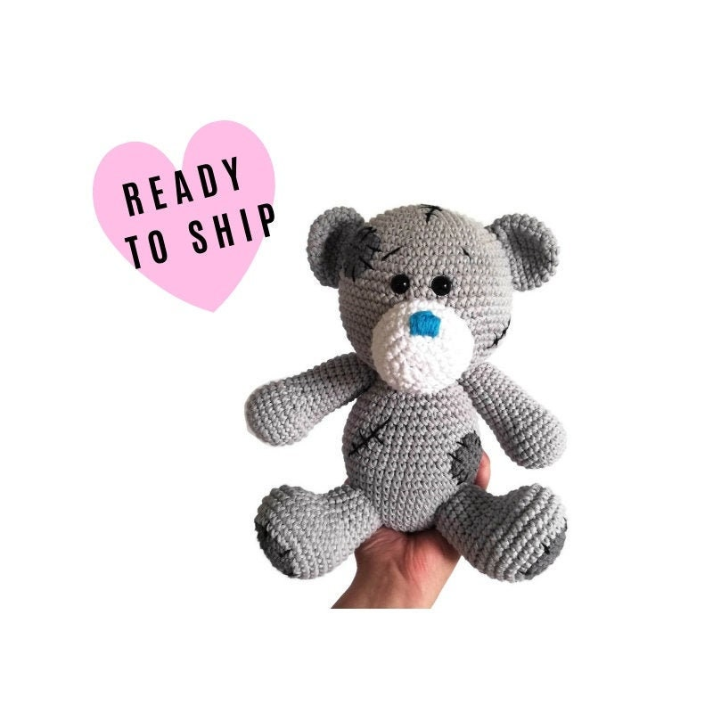 34 Crochet Teddy Bear Patterns | Guide Patterns | 800x800