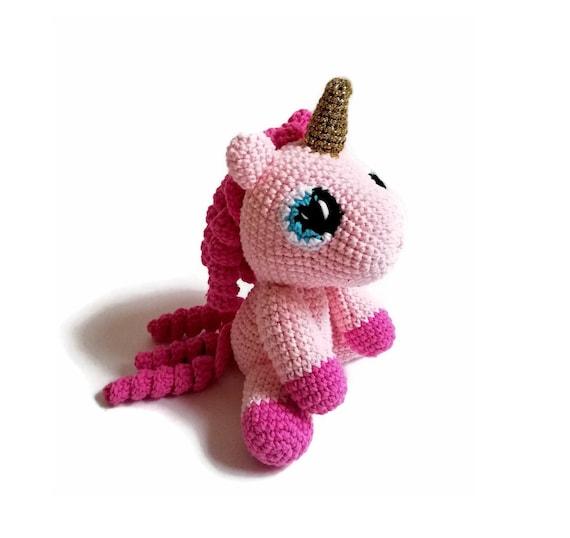 rainbow unicorn crochet pattern, crochet unicorn, amigurumi ... | 538x570