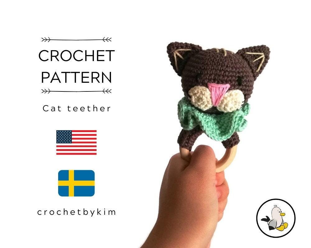 Coco the Cat Amigurumi crochet Tutorial English - YouTube | 800x1000