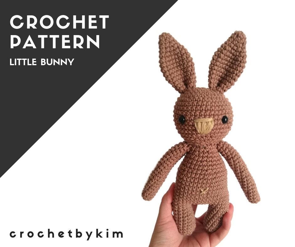 Free Pattern Soft Amigurumi Bunny | 788x940