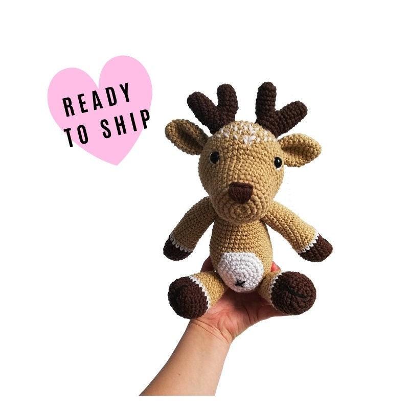 Crochet reindeer amigurumi | Amigurumi free pattern, Amigurumi pattern | 800x800
