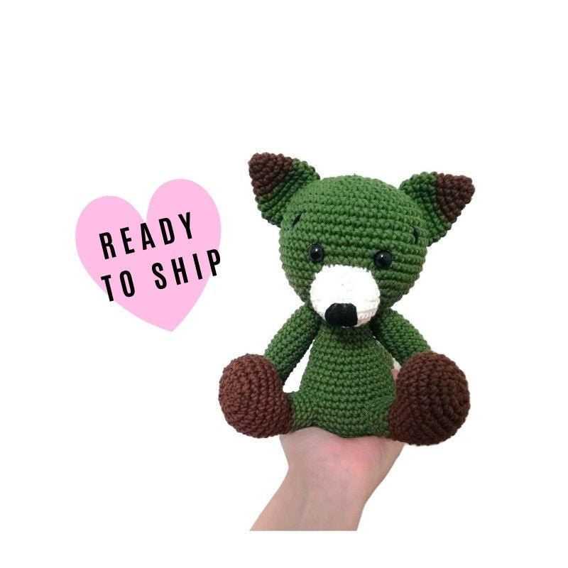 Amigurumi plush fox free pattern | Amigurumi Space | 800x800