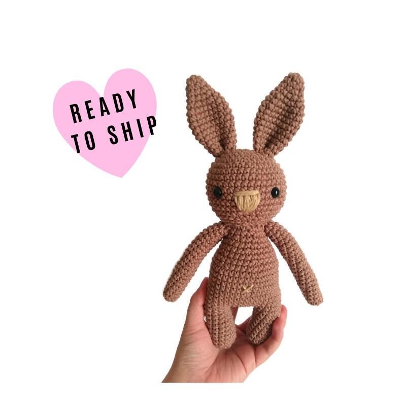 Crochet Amigurumi Bunny Toy Free Patterns Instructions | 800x800