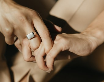 Unique Signet Ring