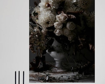 Dalia - Fine Art digital print