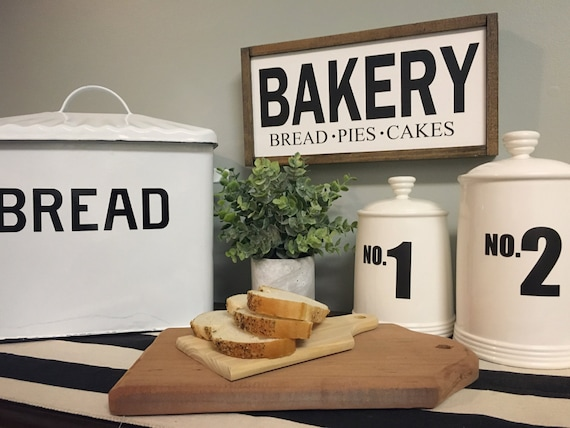 13X7 | Bakery Sign