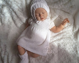 eadf1494b Knitted baby clothes