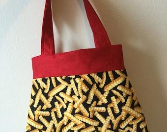French Fry Shoulder Bag