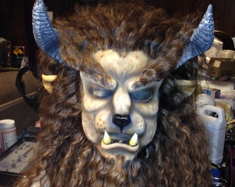 Beast Mask,  Theater/Stage performance