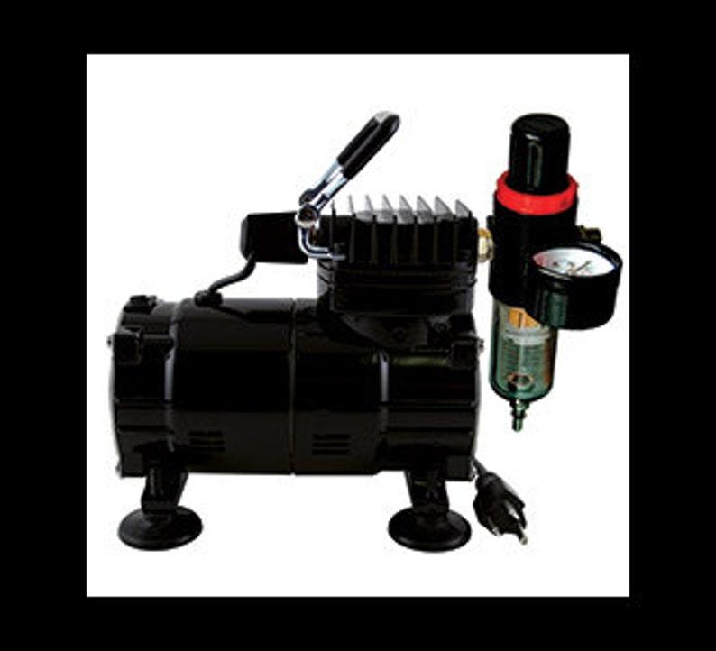 Paasche DA-300r Air Compressor image 0
