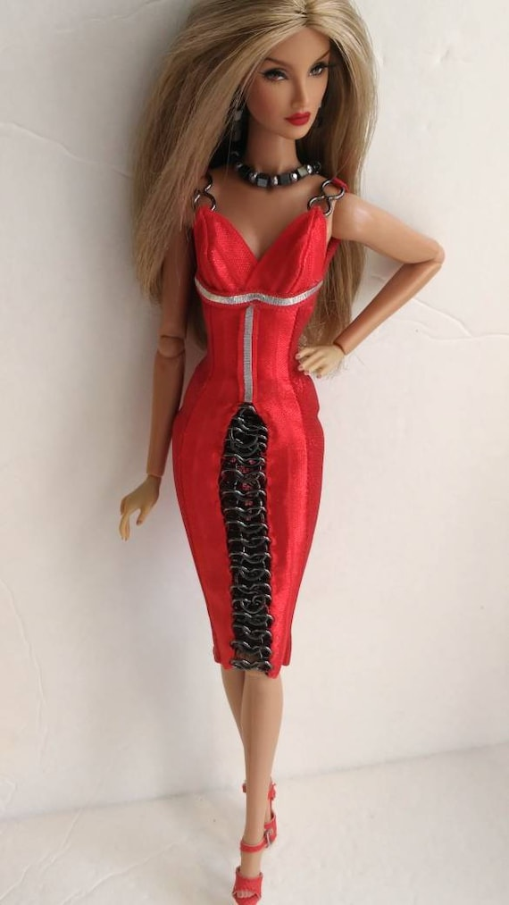 Barbie Dollsydoll fashion outfit is one size fits all fashion royalty nuface