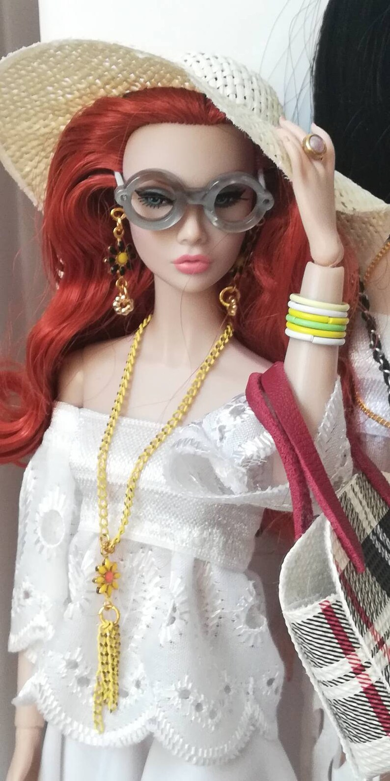 nuface integrity toys Poppy parker fashion outfit fit barbie,fr color infusion fashion royalty,momoko curve barbie vintage barbie