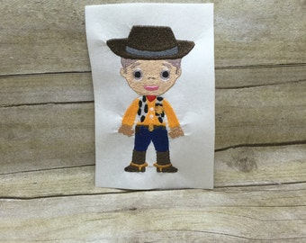 Woody embroidery etsy
