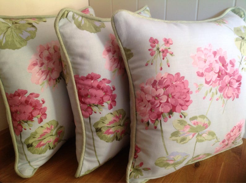 laura ashley geranium pale topaz