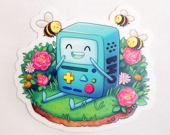 "BMO 3"" Vinyl Sticker"