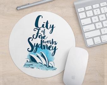 unique mouse pad etsy