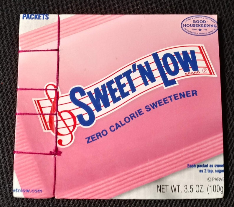 Sweet and low book