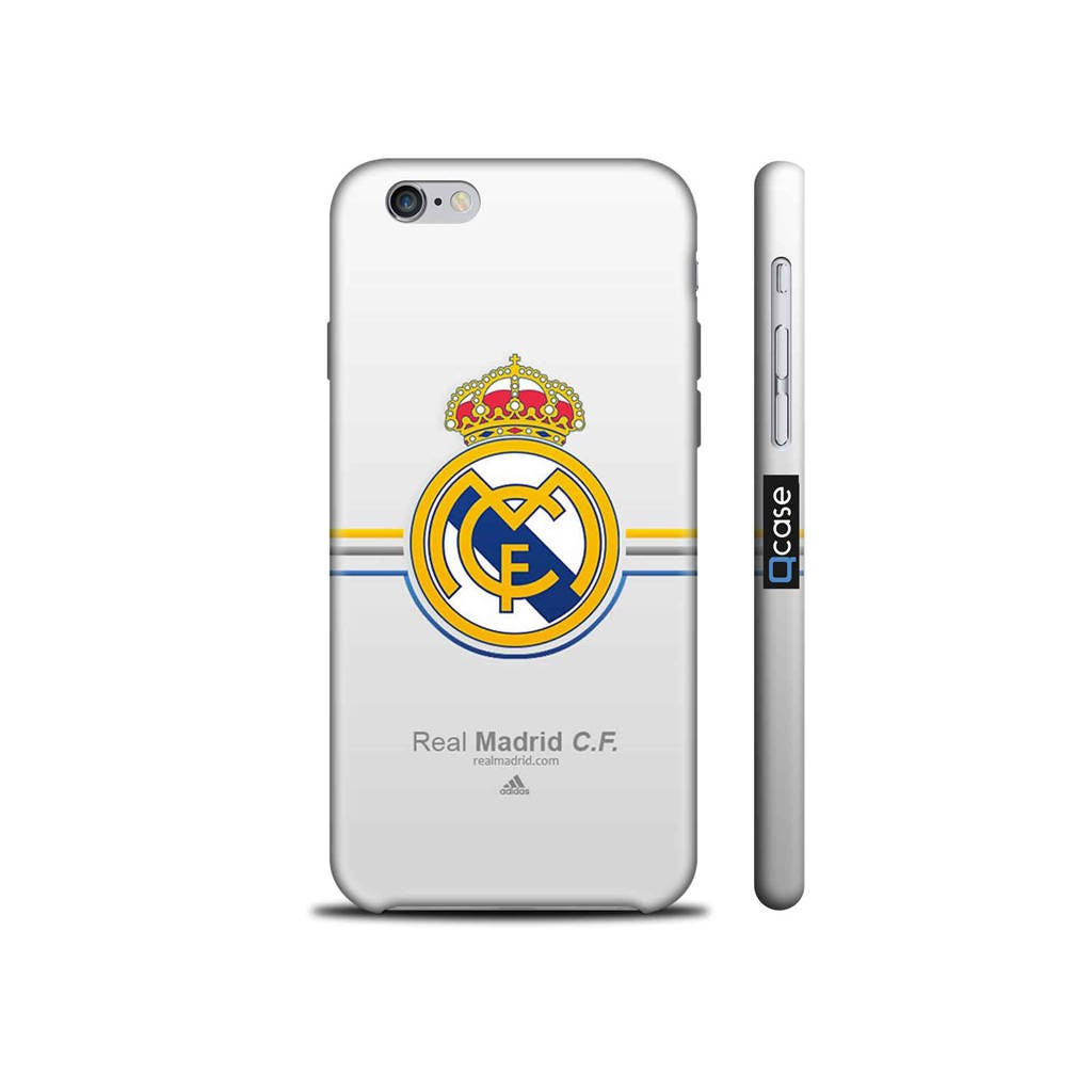 on sale b54f8 bb4ae Real Madrid Case iPhone Xs, Xr, Xs Max , iPhone 6s Real Madrid, iPhone SE  Real Madrid case, iPhone 7 Plus Real