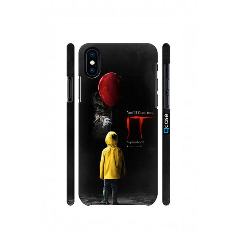coque iphone xr pennywise